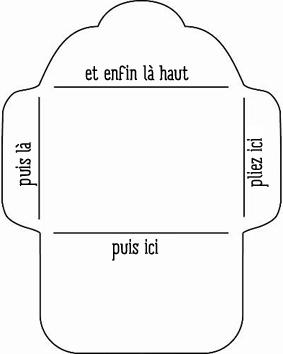 Joyeuse nouvelle ann e for Enveloppe fenetre word