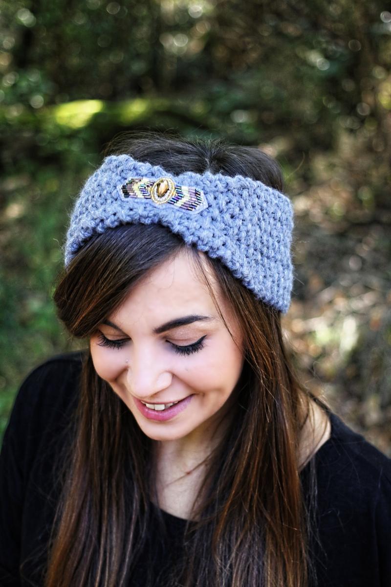 diy du headband fa on foxy amenapih by hipanema wherebeesare. Black Bedroom Furniture Sets. Home Design Ideas