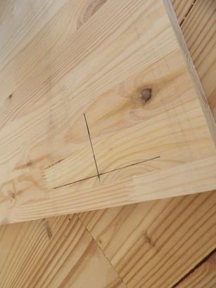 marquage du bois