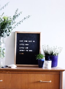 Tutoriel DIY Messageboard - Crédit Photo Morgan Champiot