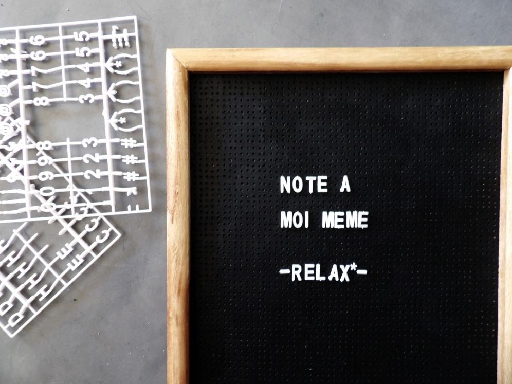 inscription du message
