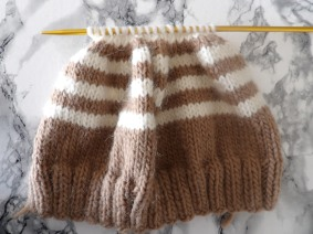 diy bonnet tricot facile