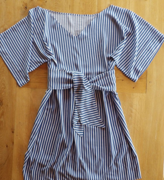 DIY robe Manches kimono
