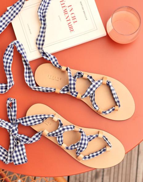 sandales ruben sezane