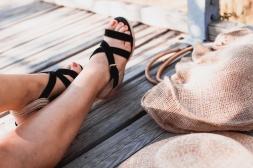 Robe kaki - Alex 076