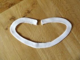 DIY pull col dentelle façon Sezane